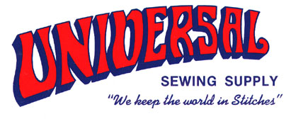 Company History Of Universal Sewing Supply